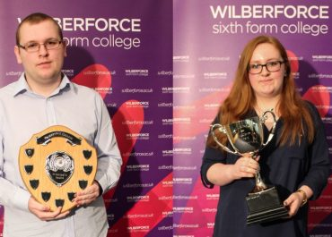 Wilberforce Sixth Form College – Celebration of Achievement Evening