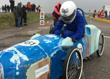 STEM students gain valuable experience as they build, design and race our electric car